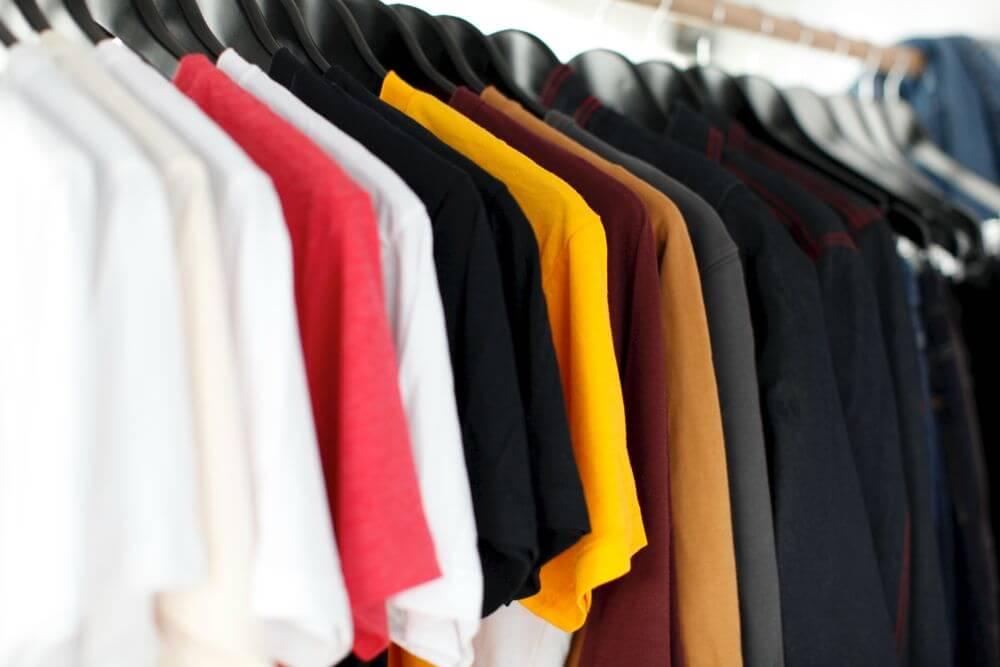 metody wykonywania nadruku na odzieży